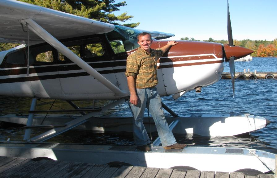 Pilot for Naples Seaplane Adventures